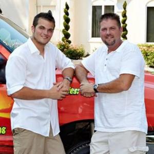 Mark and Ryan Newell
